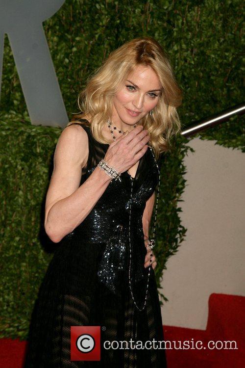 Madonna, Vanity Fair and Academy Awards 1