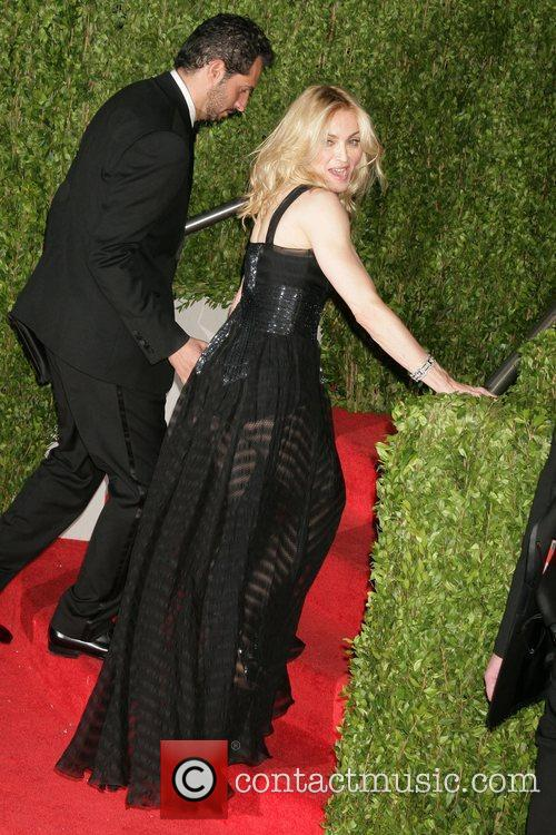 Madonna, Vanity Fair and Academy Awards 6
