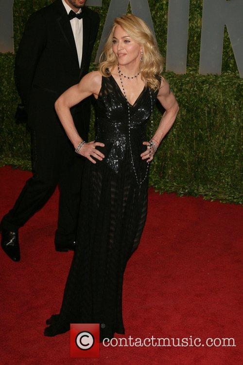 Madonna, Vanity Fair and Academy Awards 5