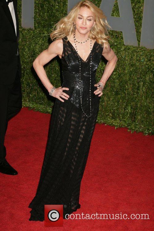 Madonna, Vanity Fair and Academy Awards 3