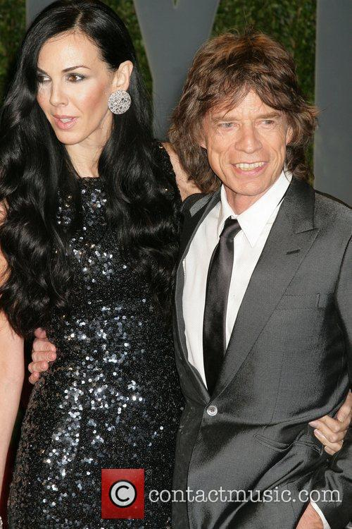Mick Jagger, Vanity Fair and Academy Awards 1