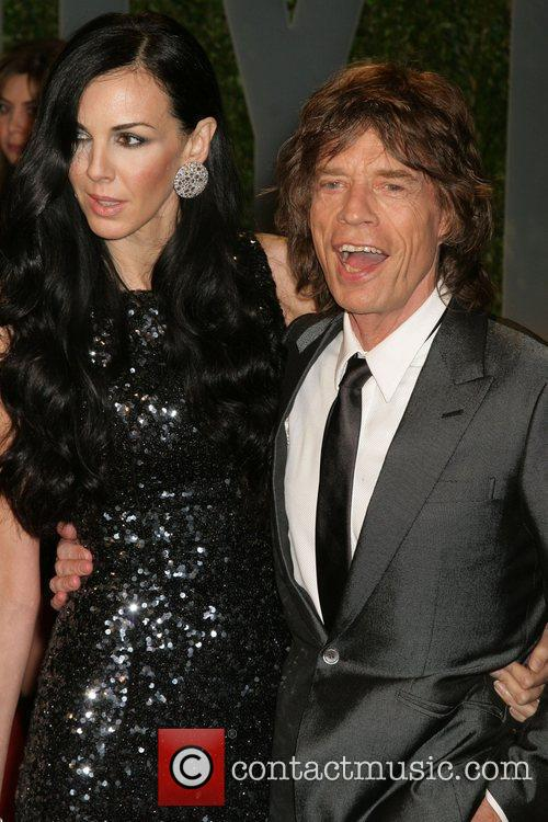 Mick Jagger, Vanity Fair and Academy Awards 2