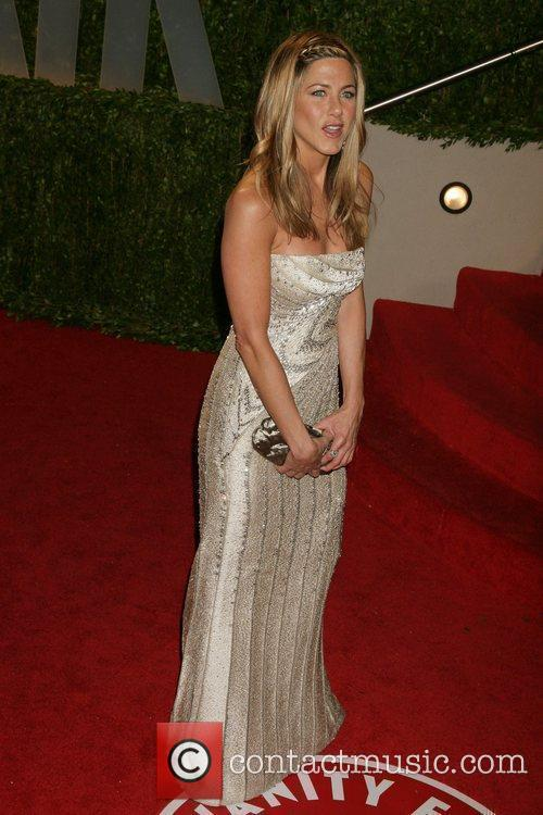 Jennifer Aniston, Vanity Fair and Academy Awards
