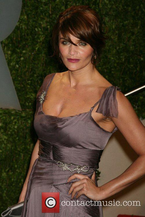 Helena Christensen, Vanity Fair and Academy Awards