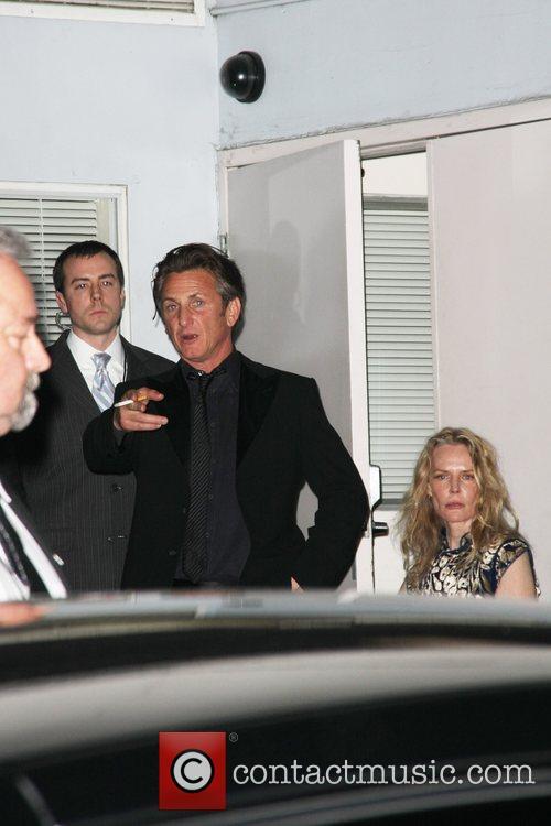 Sean Penn and Vanity Fair 2