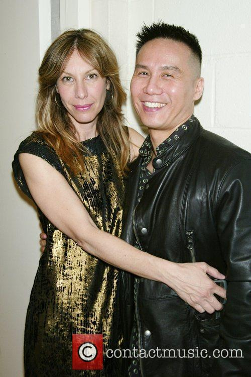 Ilana Levine, Her 1999 Charlie Brown Co-star and Bd Wong 11