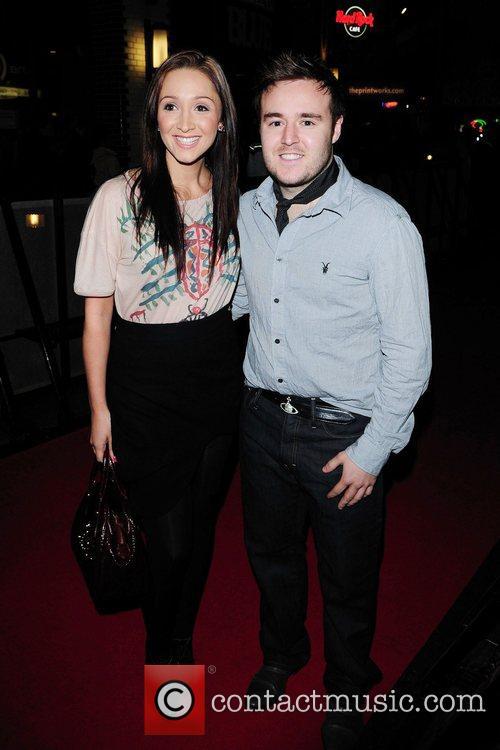 Lucy Jo Hudson and Alan Halsall Coronation Street:...