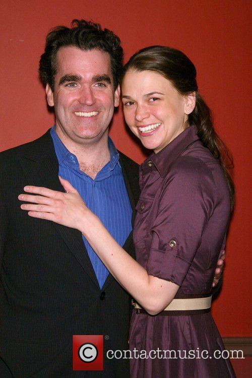 Brian D'arcy James and Sutton Foster 2