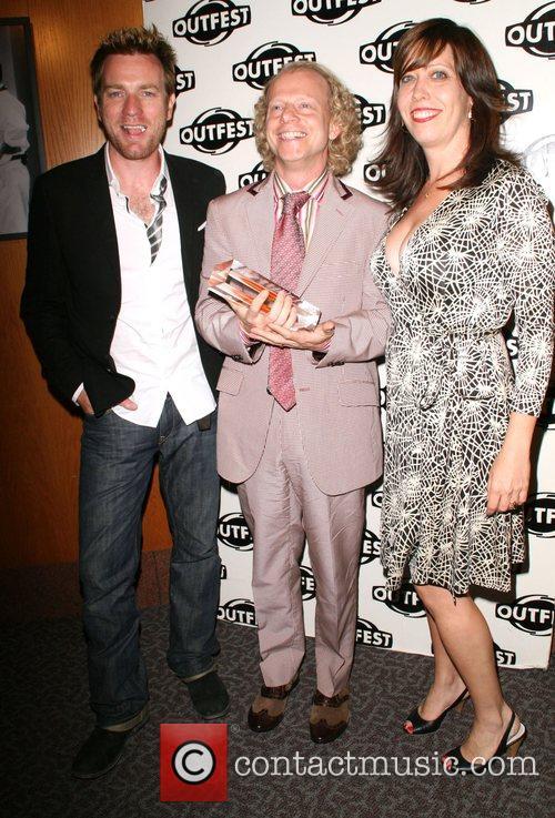Ewan Mcgregor, Bruce Cohen and Kirsten Schaffer 4