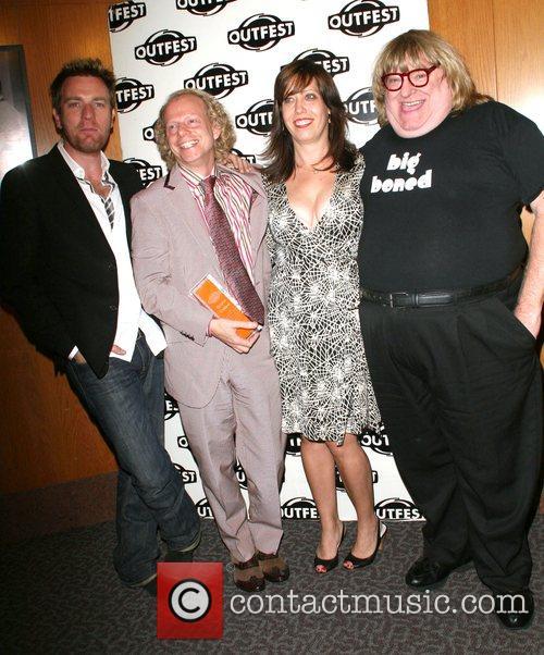 Ewan Mcgregor, Bruce Cohen, Kristen Schaffer and Bruce Villanche 5