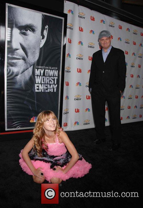 Bella Thorne and Mike O'Mally Premiere of the...