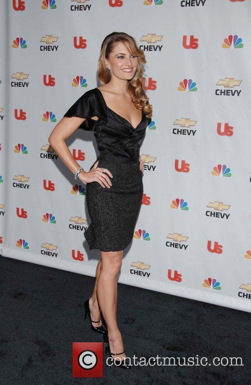 Madchen Amick Premiere of the NBC show Own...