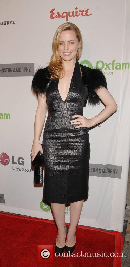 Melissa George The Annual Oxfam Party held at...