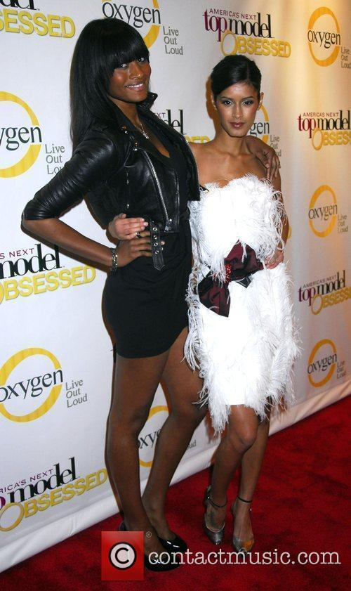 At the Oxygen Media Launch Party for 'America's...