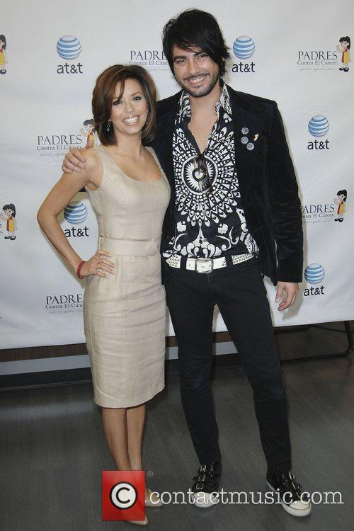 Eva Longoria and Beto Cuevas 4