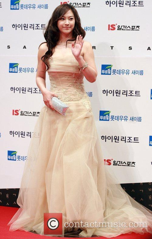 The 45th Baeksang (PaekSang) Art Awards held at...