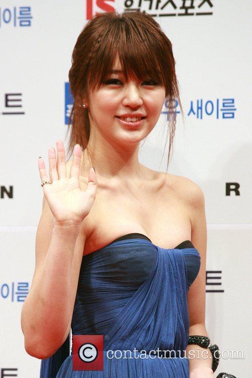 Yoon Eun-Hye - Wallpaper Actress