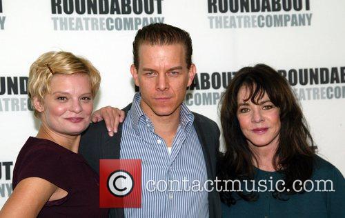 Martha Plimpton, Christian Hoff and Stockard Channing 4