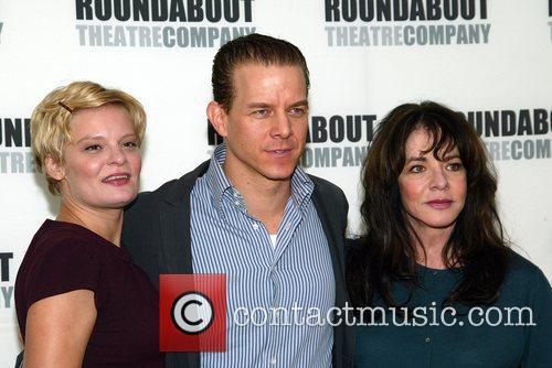 Martha Plimpton, Christian Hoff and Stockard Channing 2