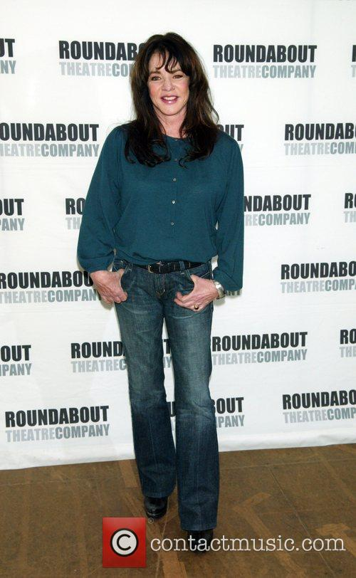 Stockard Channing Pal Joey-Broadway Revival Photo Call, at...