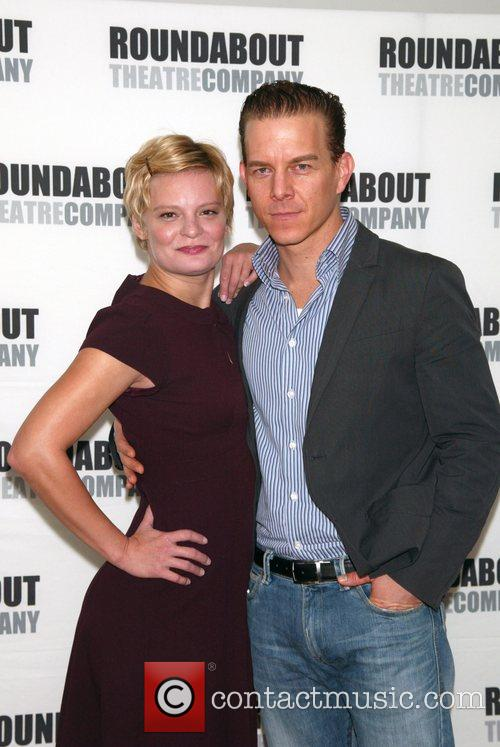 Martha Plimpton and Christian Hoff Pal Joey-Broadway Revival...