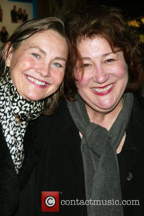 Cherry Jones and Margo Martindale 2