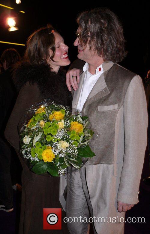 Donatella Wenders, Wim Wenders Premiere Palermo Shooting at...