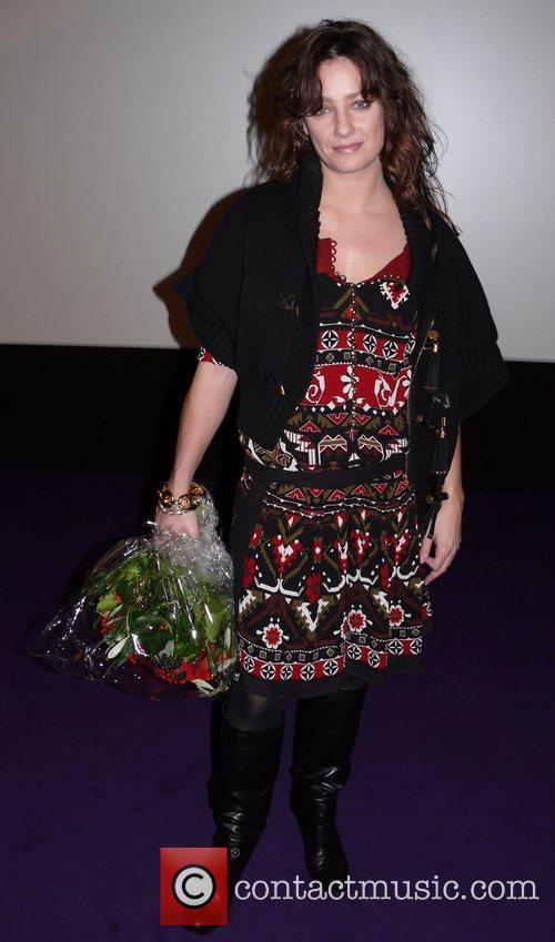 Giovanna Mezzogiorno Premiere Palermo Shooting at Kino Kulturbrauerei...