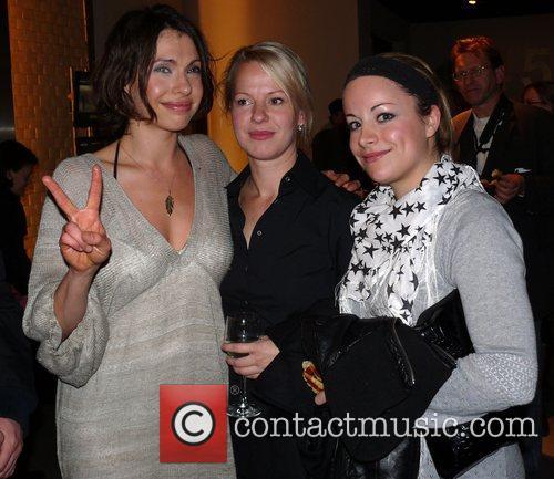 Jana Pallaske, Silvia Schneider, Katie Pfleghar Premiere Palermo...