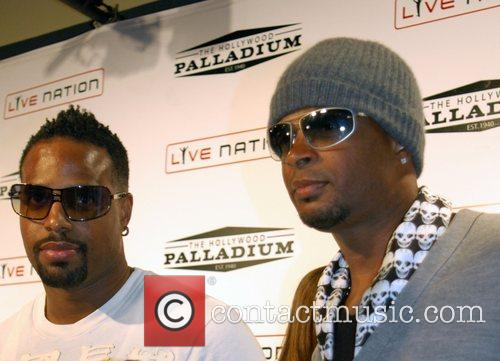 Shawn Wayans and Damon Wayans 4