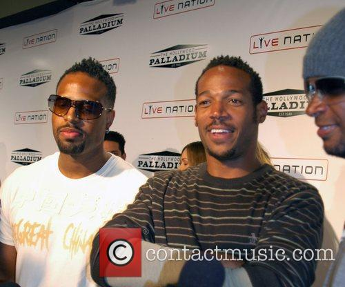 Shawn Wayans and Marlon Wayans 3