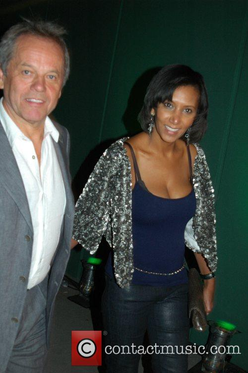 Wolfgang Puck and His Wife Gelila Assefa 2