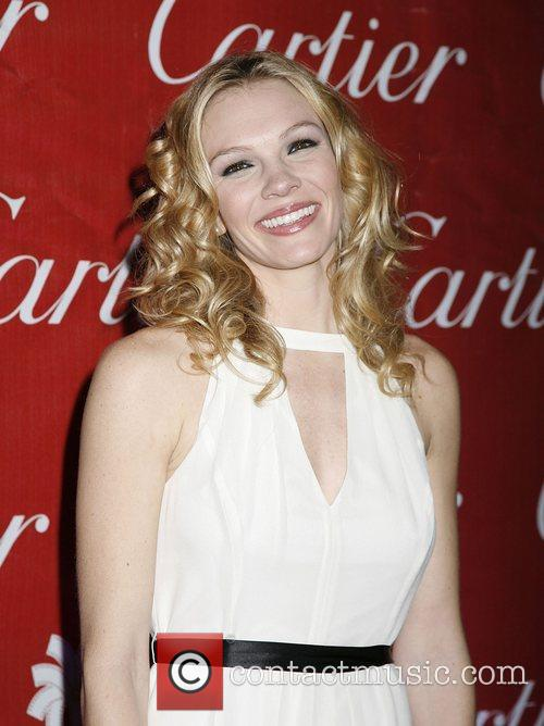 Abby Brammell attends the 2009 Palm Springs International...