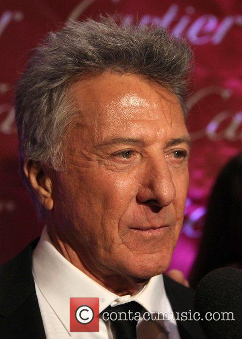 Dustin Hoffman  attends the 2009 Palm Springs...