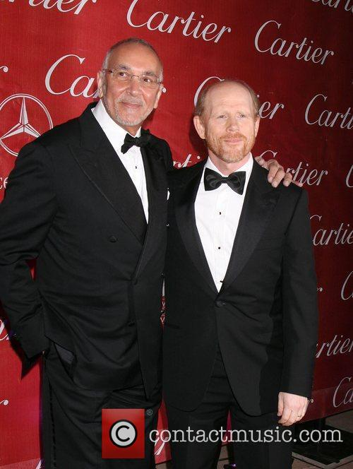 Frank Langella and Ron Howard 3