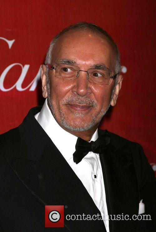 Frank Langella attends the 2009 Palm Springs International...