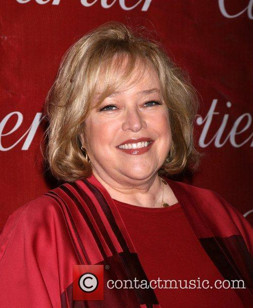 Kathy Bates attends the 2009 Palm Springs International...