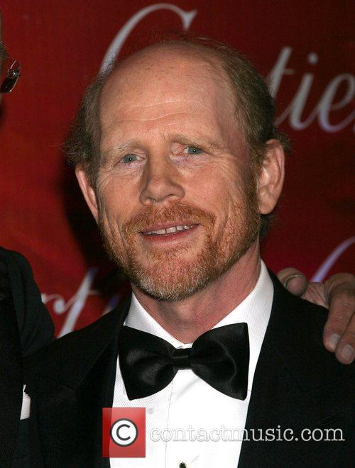 Ron Howard attends the 2009 Palm Springs International...