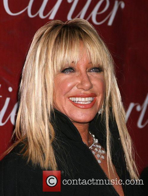 Suzanne Somers  attends the 2009 Palm Springs...