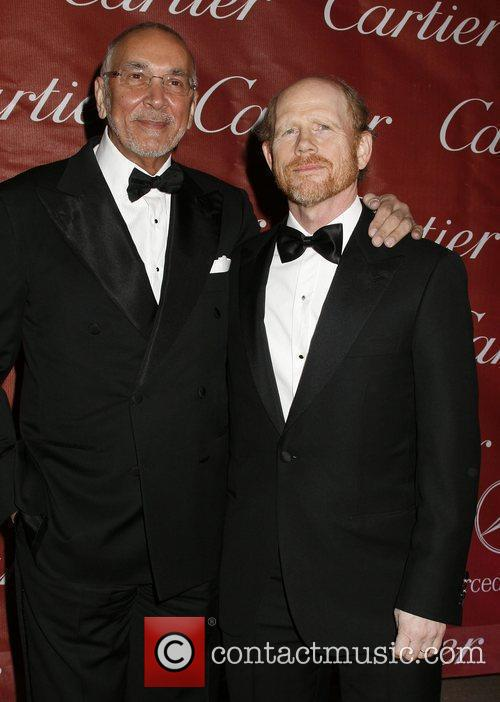 Frank Langella and Ron Howard 5