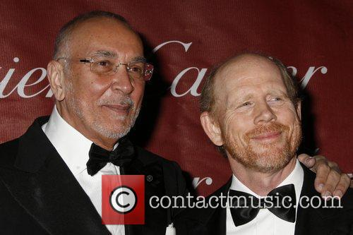 Frank Langella and Ron Howard 9