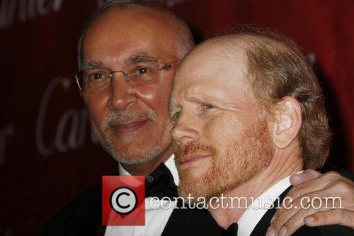 Frank Langella and Ron Howard 7