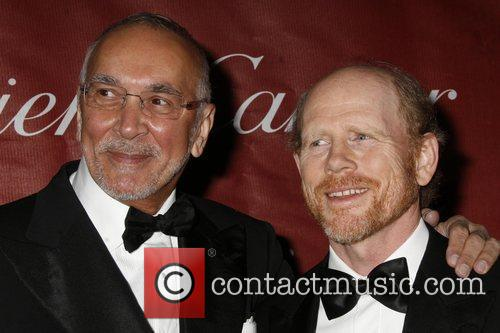 Frank Langella and Ron Howard 8
