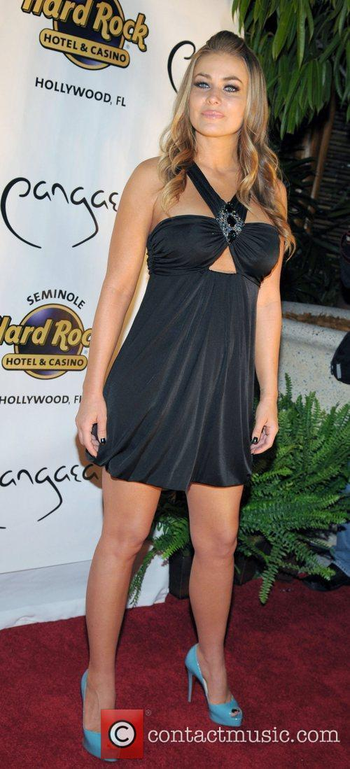 Carmen Electra and Hard Rock Hotel And Casino 1