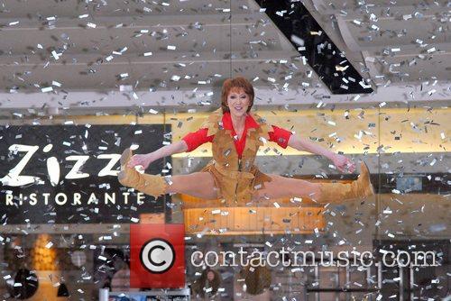 Bonnie Langford Celebrities Promote Panto Season at the...