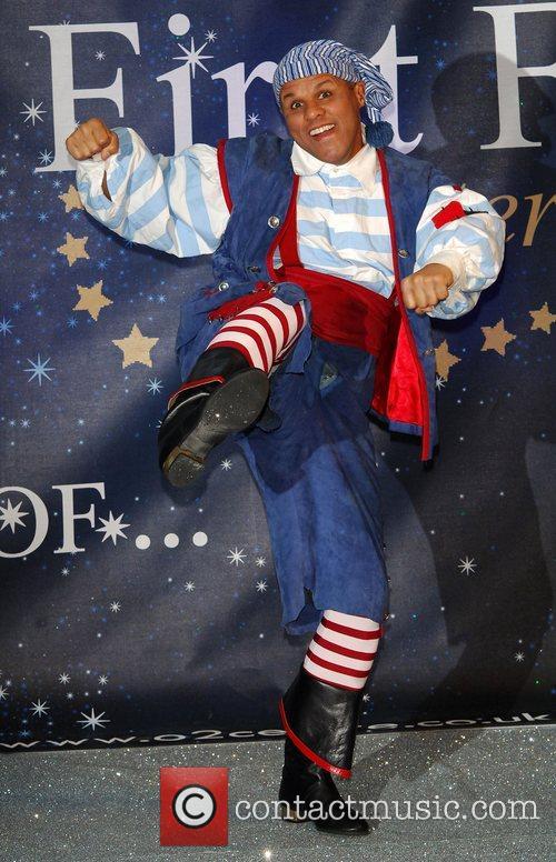 Gary Wilmot Celebrities Promote Panto Season at the...