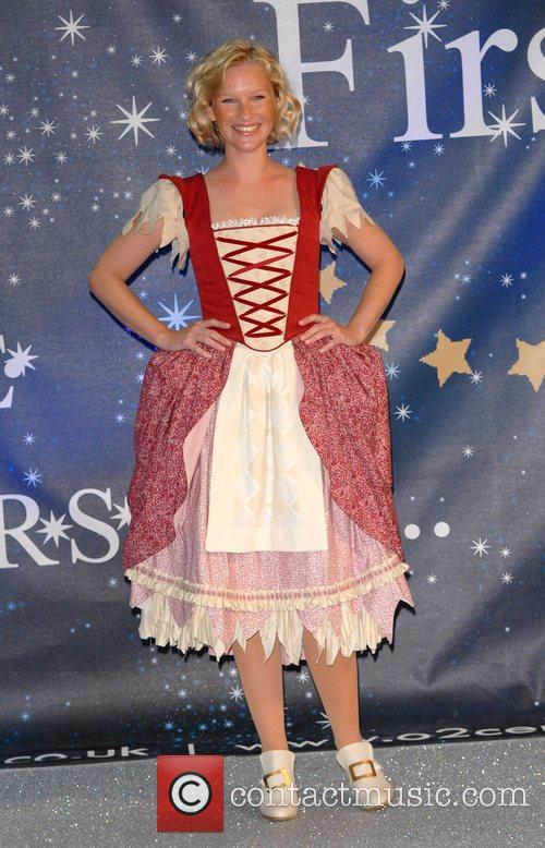 Joanna Page Celebrities Promote Panto Season at the...
