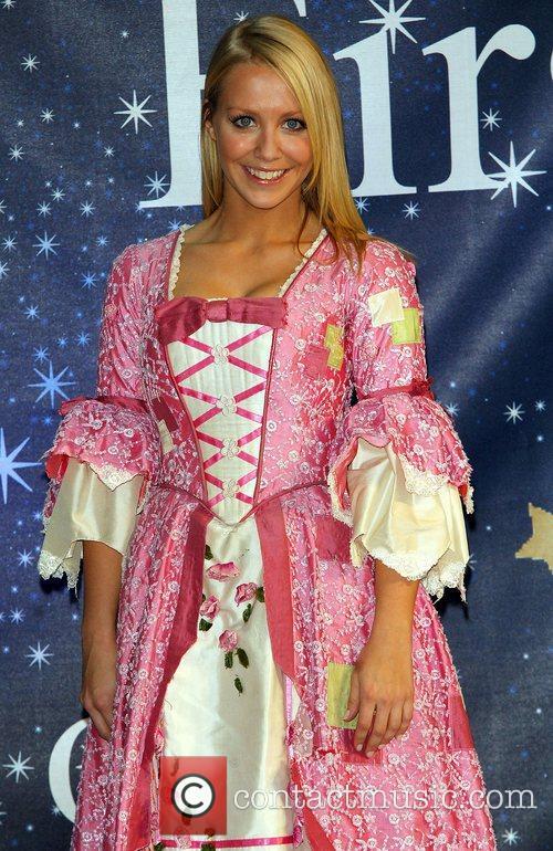Laura Hamilton Celebrities Promote Panto Season at the...