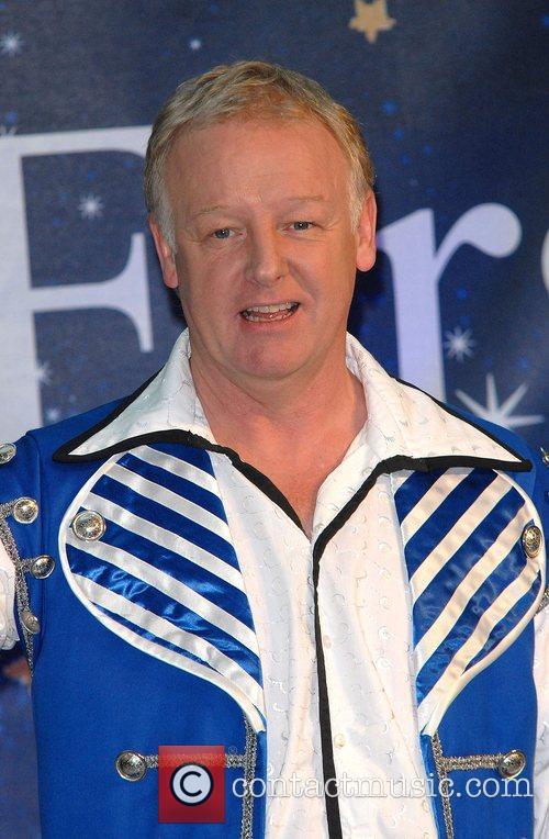 Les Dennis Celebrities Promote Panto Season at the...