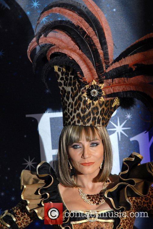 Michelle Collins  Celebrities Promote Panto Season at...